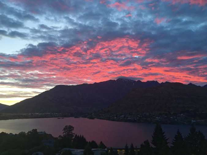 Queenstown sunset_DxO